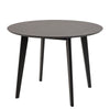 DALLA Dining Table  105cm - Black