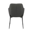 AMAYA Dining Chair -  Grey