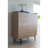 CONNECT Tall Sideboard 100cm - Natural