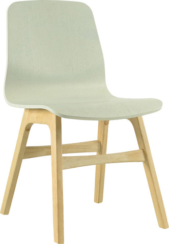 Alyssa Dining Chair - White Open Pore