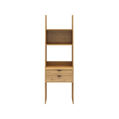 BERLAI Bookshelf Display Unit 60cm Natural