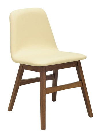 Avice Dining Chair in Cream