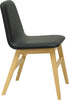 Avice Dining Chair in Mocha