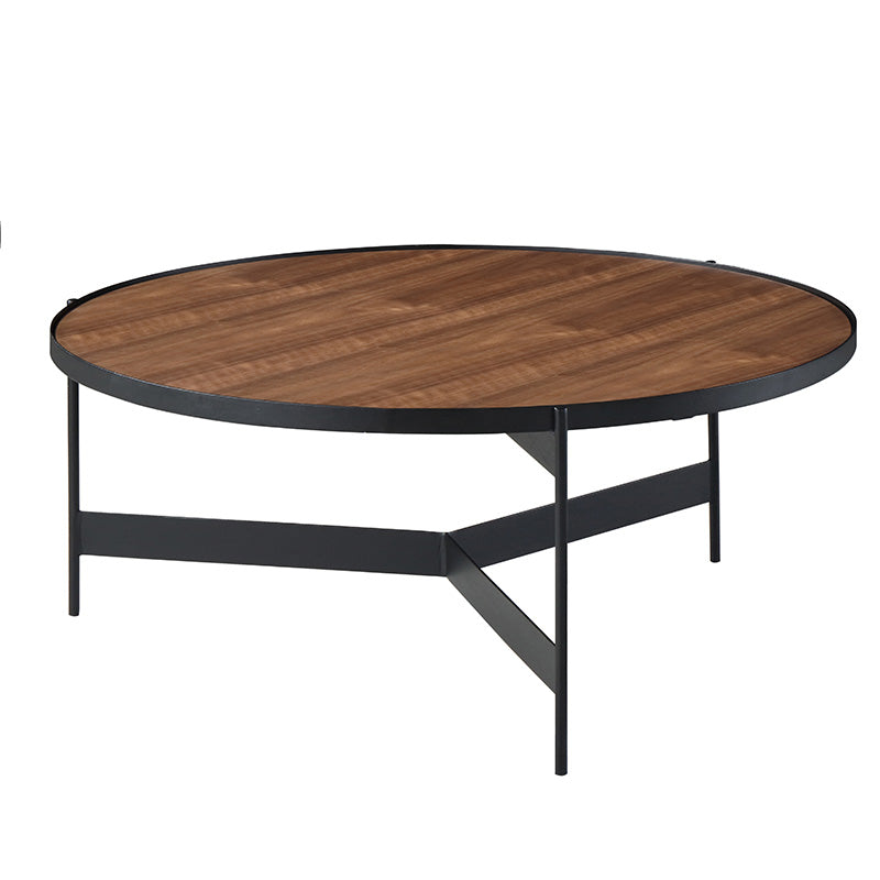 CHIARA Coffee Table - Rustic Brown