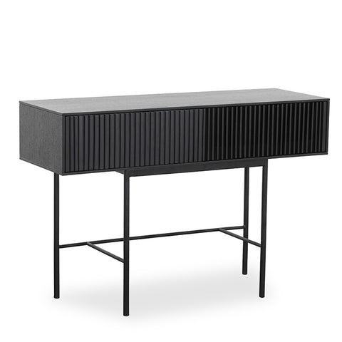 SEGAN 120cm Console Table - Black