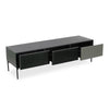 SEGAN 160cm Entertainment Unit - Black