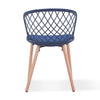 ATALIA Dining Chair - Blue