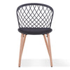 ATALIA Dining Chair - Black