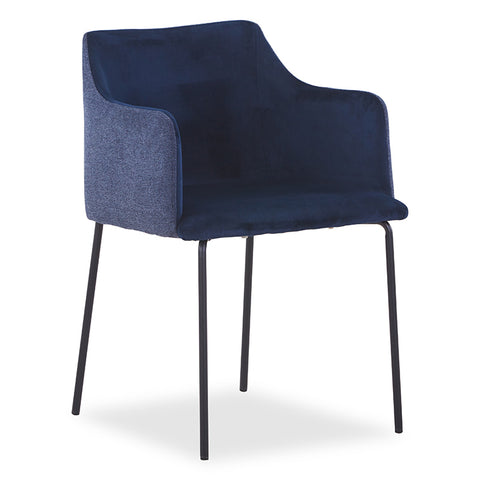 ANKI Arm Chair - Blue