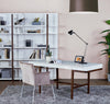 Nelo Study Desk / Console  - 166cm - White High Gloss