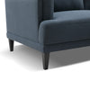 NETTA 3 Seater Sofa with Left Chair - Blue