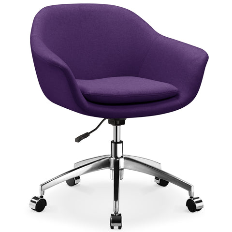 Nori Office Chair - Purple