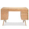 Celio Desk with Storage - 120cm - Ash
