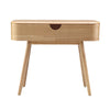 AKINO Console Table 90cm - Natural Ash Veneer