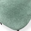 KELBY Arm Chair - Jade + Black