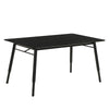 FANGO Dining Table  150cm - Black