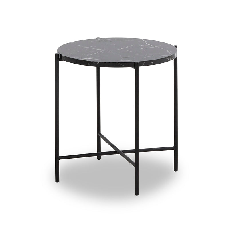 JADEN Side Table Small 45cm - Black