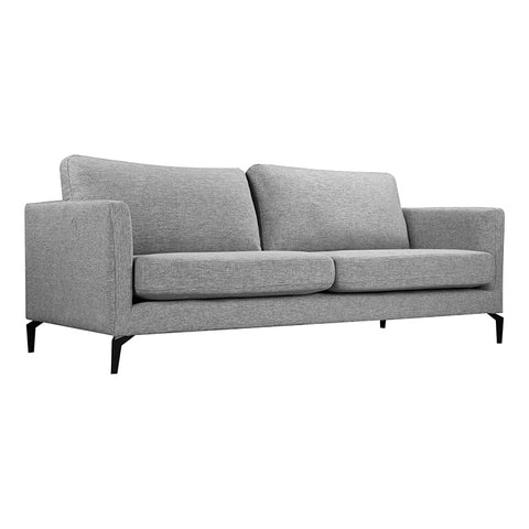 GIZI 3 Seater Sofa In Grey
