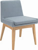 Maya Dining Chair In Aquamarine