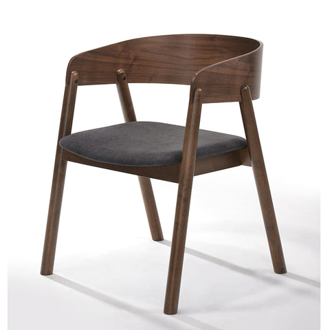 NIMA Arm Chair Dining Chair - Walnut