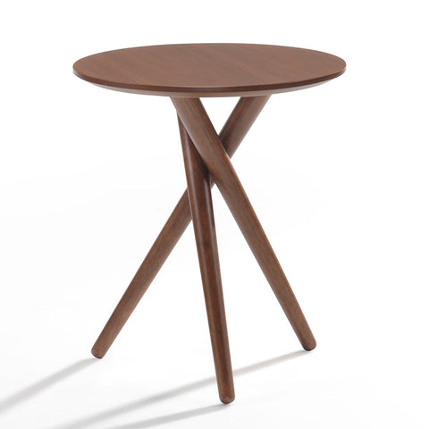 Bodie Side Table - Walnut