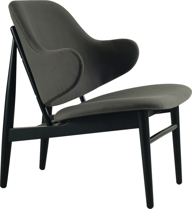 Veronic Lounge Chair in Paloma (Grey)