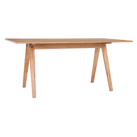 Varden Dining Table in Natural Finish