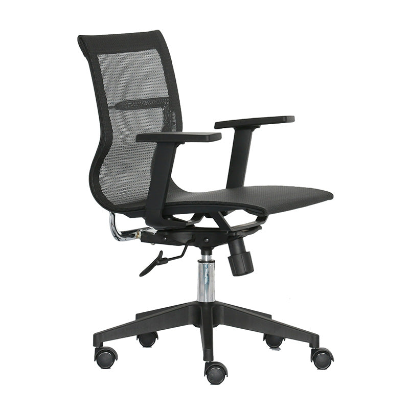GUSTO Black Executive Office Chair
