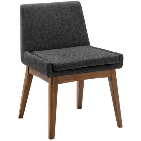 Maya Dining Chair In Mud Colour
