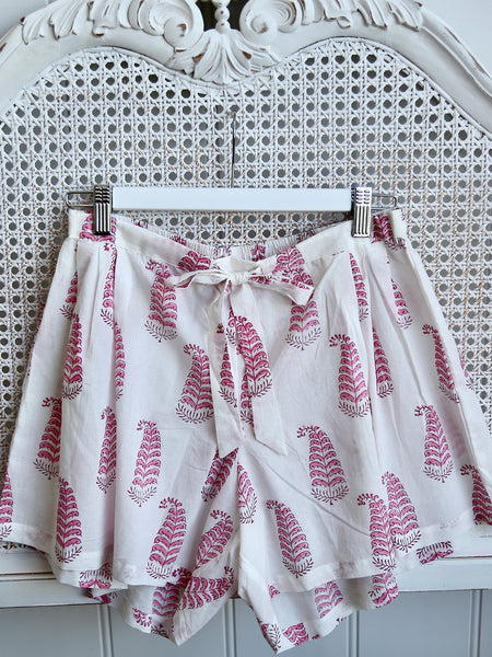 Boxers - Fern Pink