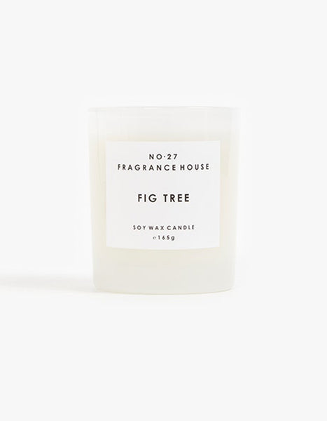 No. 27 Fragrance House Fig Tree Scented Candle