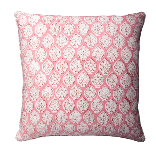 Cushion - Lotus Pink