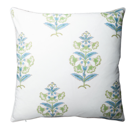Cushion - Foxgloves Green