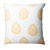 Cushion - Snow Drop Yellow