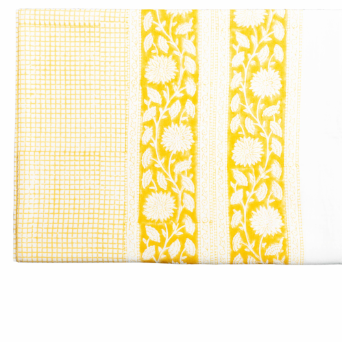Tablecloth - Marigold Yellow