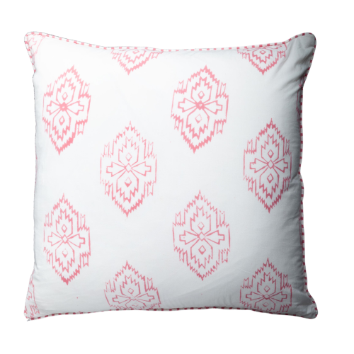 Cushion - Ikat Pink