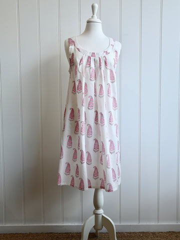 Nightdress - Fern Pink