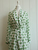 Dressing Gown - Palmtree Green