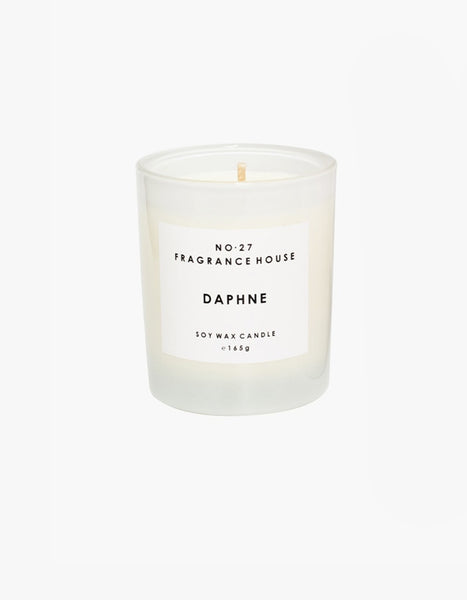 No. 27 Fragrance House Daphne Scented Candle