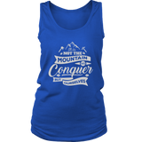 "Women's ""Conquer"" Tank"
