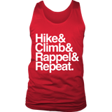 "Men's ""Repeat"" Tank"