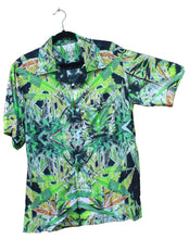 Hawaiian Shirt, Hawaiian Shirt, Hawaiin Shirt Men, Aloha Shirt Men, Mens Beach Wedding Shirt, Cannabis Shirt, Marijuana Shirt, Vape Pen Shirt