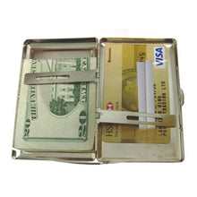 Business Card Case, Credit Card Case, Money Case, Pre-Roll Case, Ganja Print, Marijuana Print