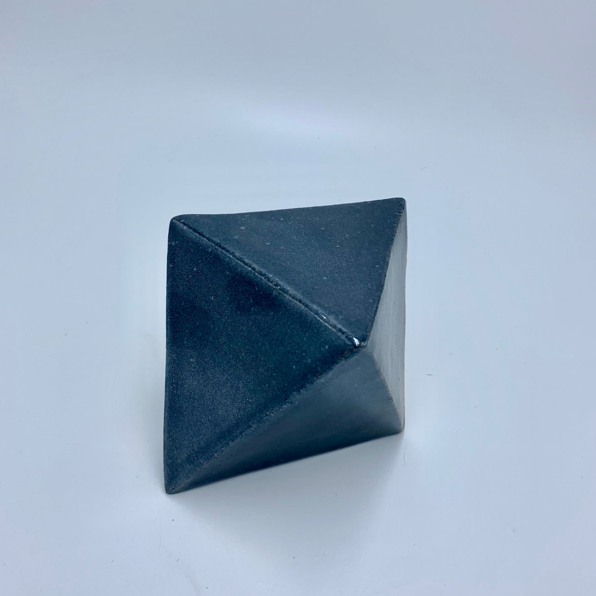 Black Solid Tile