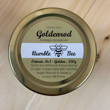 Humble Bee Premium Unifloral Raw Local Honey - 330g