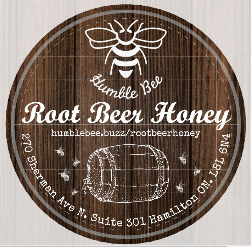 Root Beer Honey