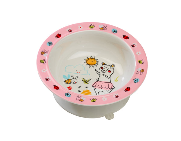 Suction Baby Bowl - Clementine the Bear