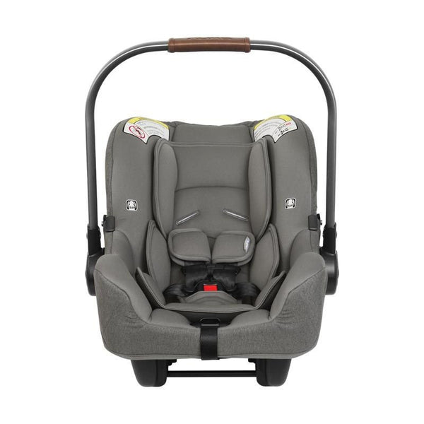 Nuna Pipa Infant Car Seat with Base - Granite