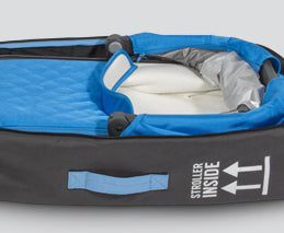 UPPAbaby RumbleSeat/Bassinet Travel Bag