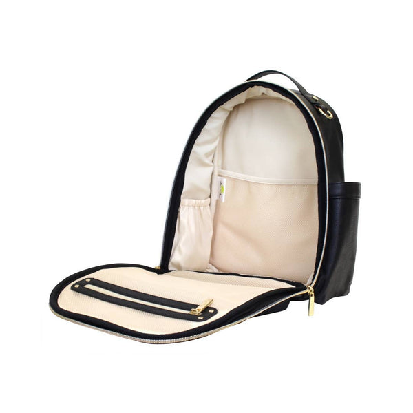 Itzy Mini Diaper Bag - Black